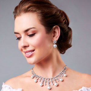 Yoko London Pearl Bridal Jewellery