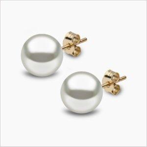 Yoko London Classic South Sea Pearl Stud Earrings