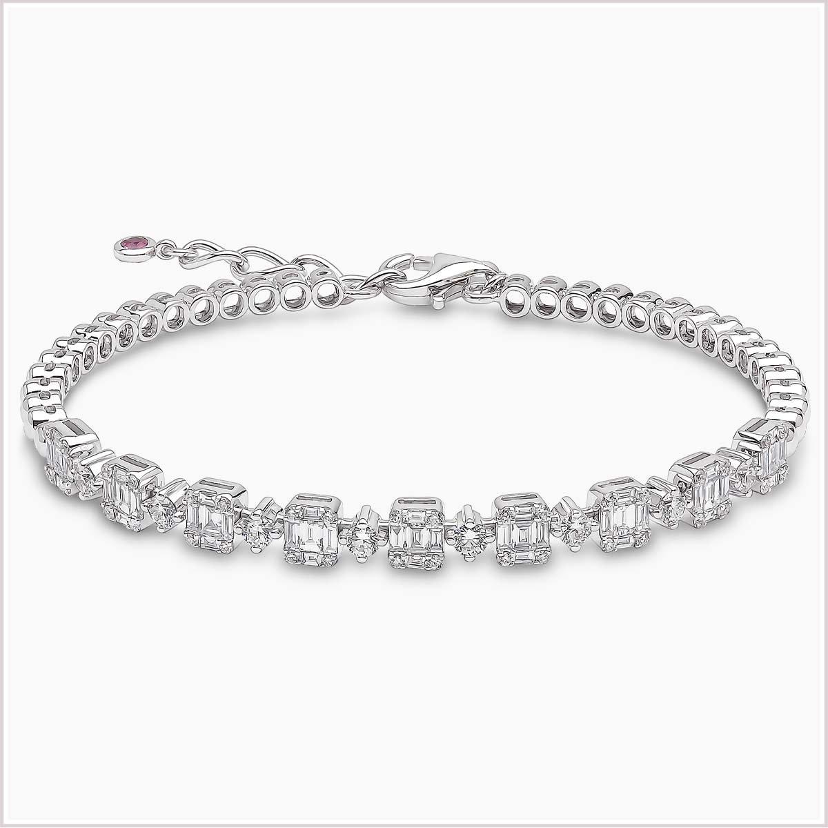 Yoko London Starlight Diamond Bracelet