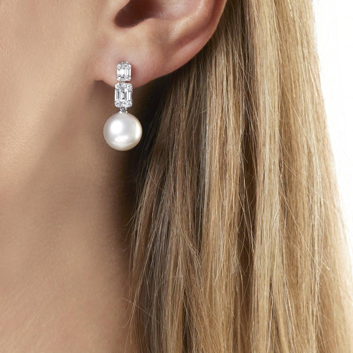 Yoko London Starlight Earrings