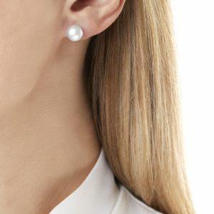 Yoko London Classic South Sea Pearl Earrings