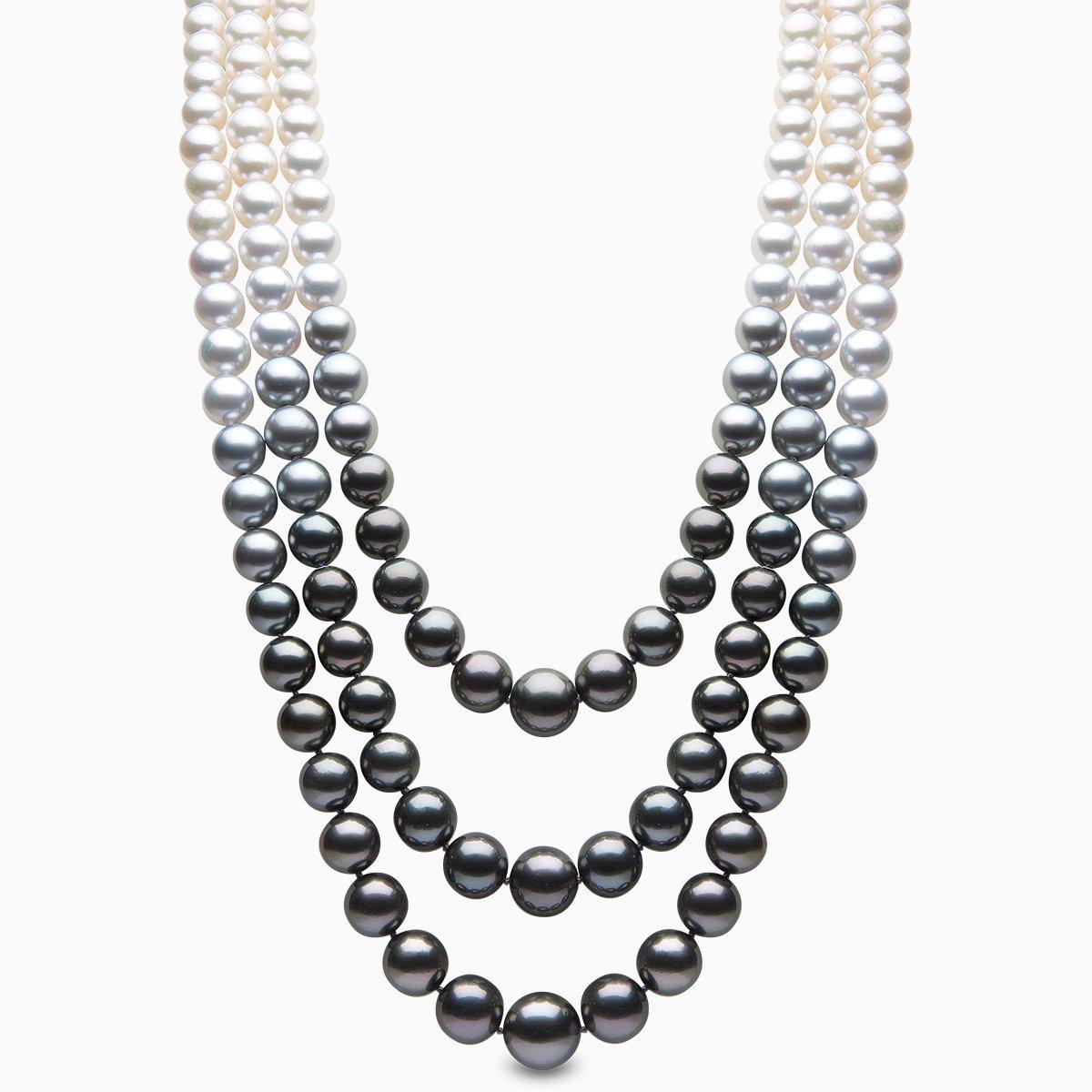 Yoko London Ombré Necklace
