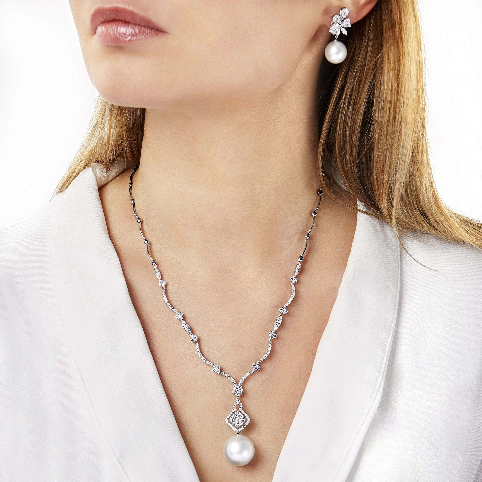 Yoko London Mayfair Necklace