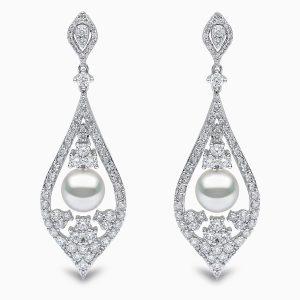 Yoko London Majestic Earrings