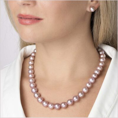 Yoko London Classic Freshwater Pearl Necklace