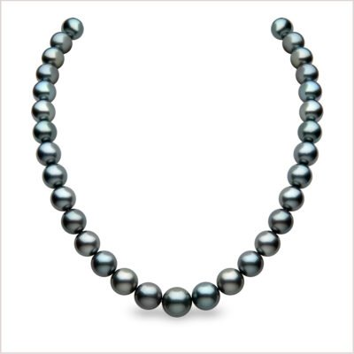 Yoko London Classic Tahitian Pearl Necklace