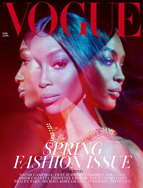 Vogue Cover March 2019