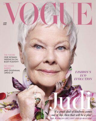 Yoko London Vogue June 2020