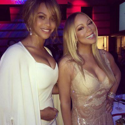 Beyoncé wears Yoko London Pearls