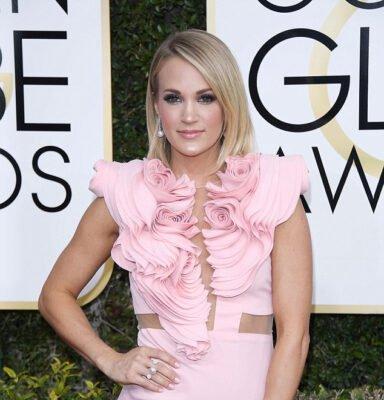 Carrie Underwood Wears Yoko London Pearls