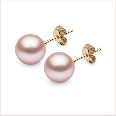Yoko London Classic Freshwater Pearl Stud Earrings