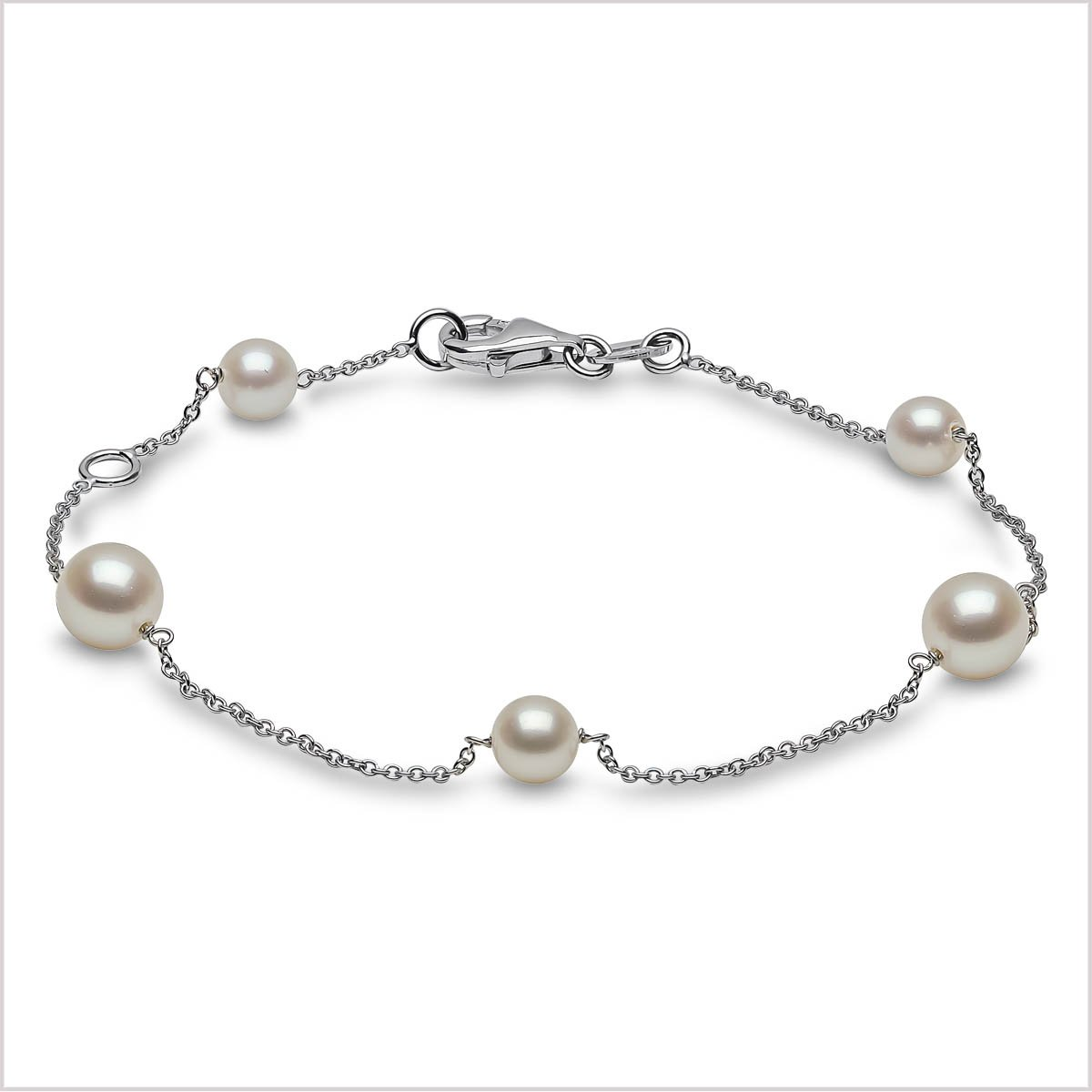 Yoko London Classic Freshwater Pearl Bracelet