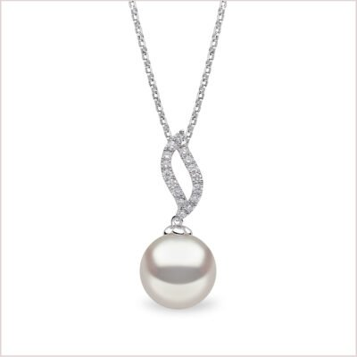 Yoko London Classic south Sea Pearl Pendant and Earring Set