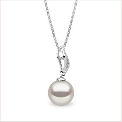 Yoko London Classic south Sea Pearl Pendant and Earring Set